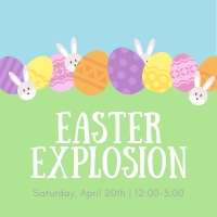 Baytowne Wharf Easter Explosion 2019