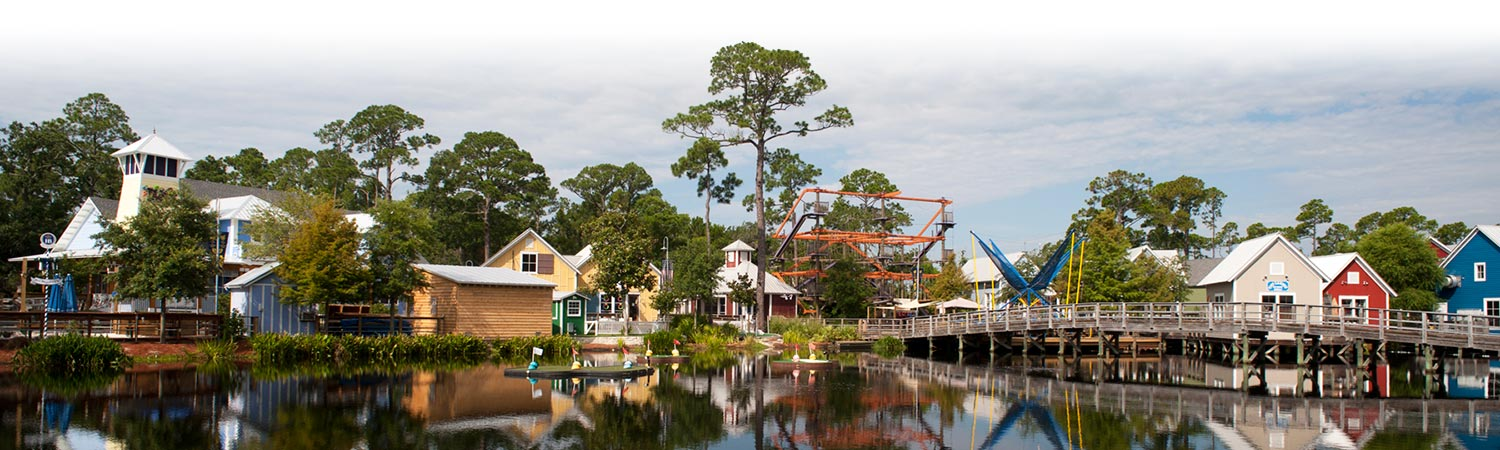 The Village of Baytowne Wharf | Located in Sandestin Golf and Beach ...
